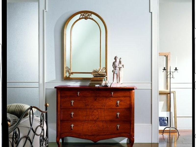 Комоды для спальни: 12 фото. Как выбрать комод с зеркалом в спальню?