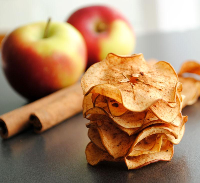 фруктовые чипсы в домашних условиях это вполне логично
