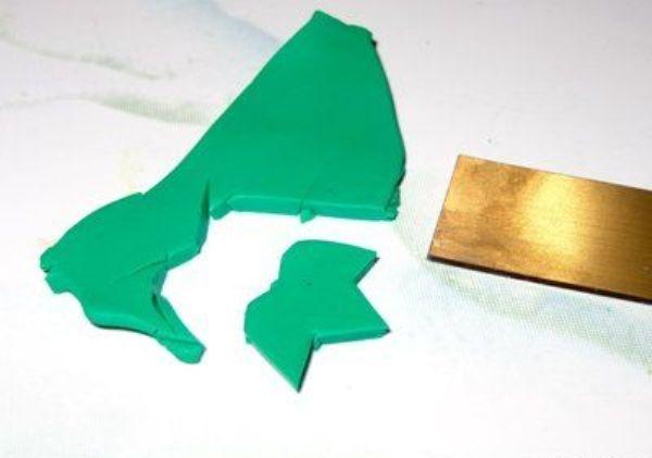 Мастер-класс по созданию тыкв-скелетов из полимерной глины. Шаг 16