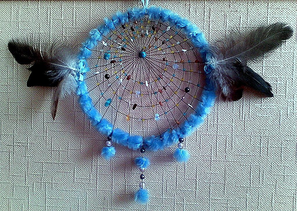 Кыгтьём - шаманский ловец снов