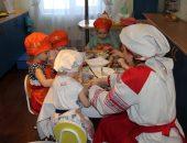 Дети в группе детского сада